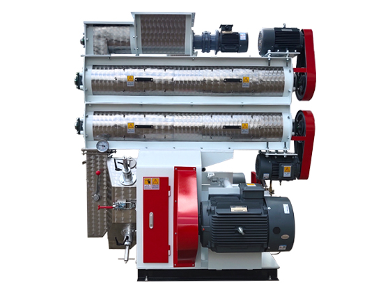 Ring-die Poultry Feed Processing Machine